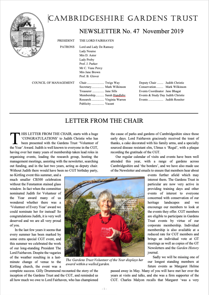 Link to underlying file of Issue 47.